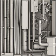 Textures, Andrew Severson on ArtStation at https://www.artstation.com/artwork/JQn