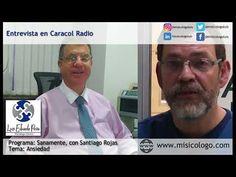 Ansiedad - Sanamente con Santiago Rojas, Invitado Luis Eduardo Peña (Psicólogo Clínico) - YouTube