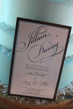 Wedding Invitations - dressydesigns