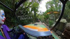 Movieland Park Pangea (Halloween Special) 360° VR POV Onride Vr, Halloween, Spooky Halloween
