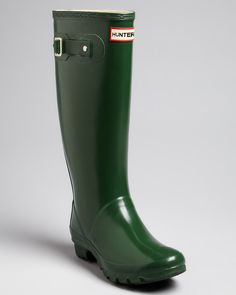 Hunter Huntress Extended Calf Rain Boots - Shoes - Bloomingdale's