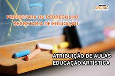 EDUCAÇÃO DE PEDREGULHO CONVOCA SELECIONADOS PARA ATRIBUIÇÃO DE AULAS