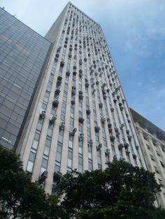 Prédio no centro da cidade do Rio de Janeiro - RJ
