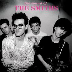 The Smiths The Sound Of The Smiths: The Very Best Of The Smiths Album Cover