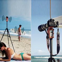 Automatic Tracking Tripod by SoloShot