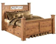 Bittersweet Under Bed Storage by Ashley Furniture