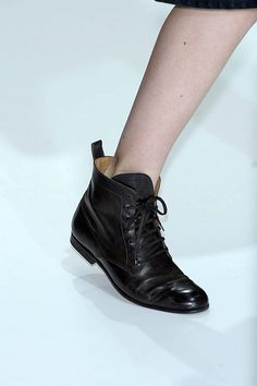 Margaret Howell | Black ankle boots |