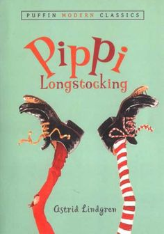 Pippi Longstocking, of Astrid Lindgren's Pippi books  Pippi gets props for having irritated Swedish conservatives from the start. It wasn't just her financial independence or even her idiosyncratic style of dress that got them; it was her refusal to actually behave.