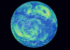 global wind patterns mesmerizing earth wind map shows real time wind conditions around the