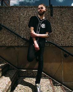 """Americunt"" Baseball Jersey available at www.crmc-clothing.co.uk 