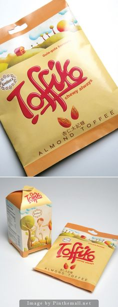 Toffiko-Toffees - candy brand