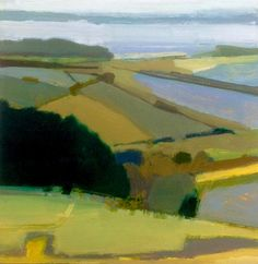 Exmoor Series, May 2015 Malcolm Ashman | Mall Galleries