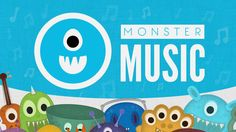 Monster Music is the fun way to create your very own musical masterpieces! Use a slew of cute, crazy, and downright hilarious monsters to shape your tunes.