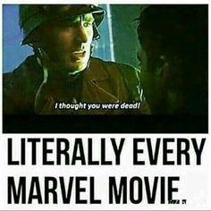 Bruh you haven't seen comics