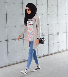 edgy hijab style - Recherche Google