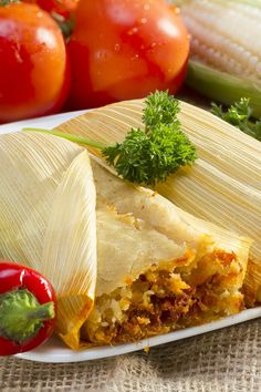 Real Homemade Tamales Recipe