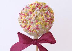 ¡Receta Cakepops!