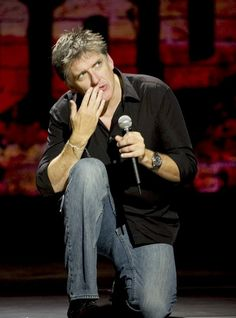 Craig Ferguson  I wish his show wasn't on so late.  He's awesome.