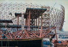 Buckminster Fuller Geodesic Dome — Montreal, Canada