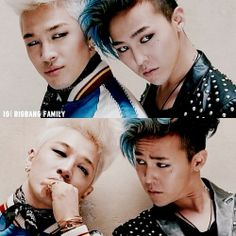 Taeyang and GD. best collaboration = Good Boy