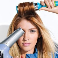 Follow these expert tips for the best at-home blow-out, ever