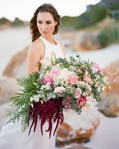 Oh my! This Romantic Cape Town Beach Bride session by Florida based duo @emilykatharinephoto is everything! Gown @janitatoerien Hair and make up @marnelmakeup Flowers @jeanette_paramithi Model @chelseacara22 #confettidaydreams #capetown #wedding #bride. #beachwedding. #beachbride #emilykatharinephotography #weddingblog