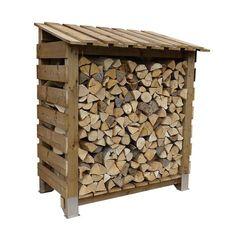 Log Stores, Log & Firewood Storage Solutions   Topstak