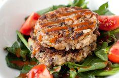 $2 Meal: Black Bean and Brown Rice Burgers
