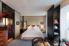 Deluxe Room at Mandarin Oriental, Guangzhou | Flickr - Photo Sharing!
