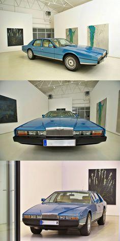 1981 Aston Martin Lagonda