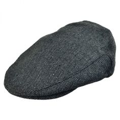 70556f0b506 Hooligan Herringbone Wool Blend Ivy Cap