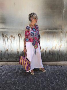 Kimono Top, Shoulder Dress, Pattern, Tops, Dresses, Women, Ravelry, Fashion, Mittens
