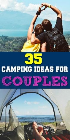 search of some awesome camping ideas for couples? Check out our huge list of 35 things to do on your next camping trip! ideasIn search of some awesome camping ideas for couples? Check out our huge list of 35 things to do on your next camping trip! Camping List, Camping Guide, Camping Checklist, Camping Essentials, Camping Meals, Tent Camping, Camping Hacks, Outdoor Camping, Camping Cabins