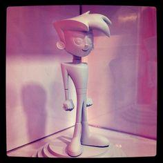 Danny Phantom #Nickelodeon #maquette