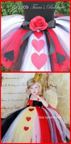 Queen of Hearts / Alice in Wonderland Party Ideas | yvonnebyattsfamilyfun