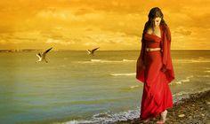Girl on the beach of Cattolica (Rimini - Italy) Girl on the beach of Cattolica (Rimini - Italy) by Bonaventure's & Carla's, via Flic ...