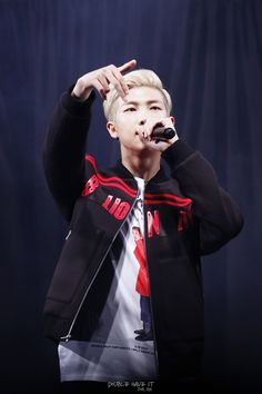 BTS Rap Monster Double Have It | Do Not Edit