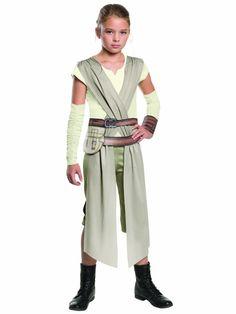 Star Wars Episode VII Rey Costume