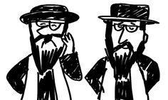 """Sono contenta di avere conservato 10 anni di Mailing list di Paulo Coelho. Ci si trovano sempre racconti attuali, come questo, che fanno da spunto al ragionare :)  """"Due rabbini tentano, in tutte le maniere, di portare conforto spirituale agli ebrei nella Germania nazista. Per due anni, anche se con una paura terribile, ingannano la Gestapo – la temibile polizia di Adolf Hilter – e svolgono le funzioni religiose in varie comunità. Alla fine vengono scoperti e arrestati. [...]""""  #paulocoelho,"""