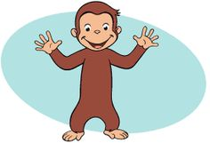 Curious George - is he not just the cutest thing ever!