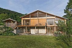 2007 Bauernhaus Oberbayern - glöckner architektur