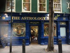 A Promenade Among the Mysteries: Occult Bookshops of London
