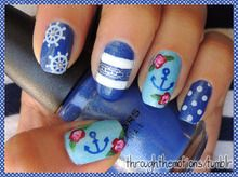 cute anchor theme
