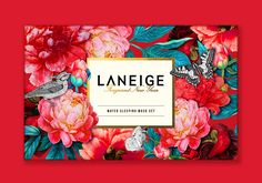 """Check out this @Behance project: """"LANEIGE """"Chinese new year"""""""" https://www.behance.net/gallery/43061537/LANEIGE-Chinese-new-year"""