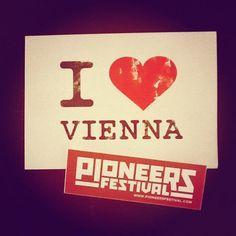 I Love Vienna. Vienna, Travel, Viajes, Traveling, Trips, Tourism