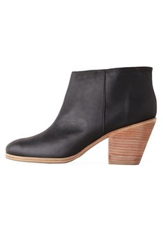 Rachel Comey / Mars boot  I have a soft place in my heart for boots with a reasonable heal.