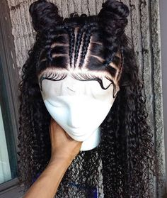 Lace Front Black Wigs Natural Color Afro Lace Front Wigs Los Angeles A – Shebelt mall Afro Hair Style, Curly Hair Styles, Natural Hair Styles, 100 Human Hair, Human Hair Wigs, Human Braiding Hair, Cabello Afro Natural, Wig Styling, Brazilian Hair Wigs