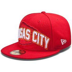 NFL Kansas City Chiefs Draft 5950 Cap New Era. $12.49