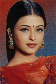 Young pic of India's beautiful popular actress, Aishwarya Rai