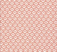 orange white repeated pattern